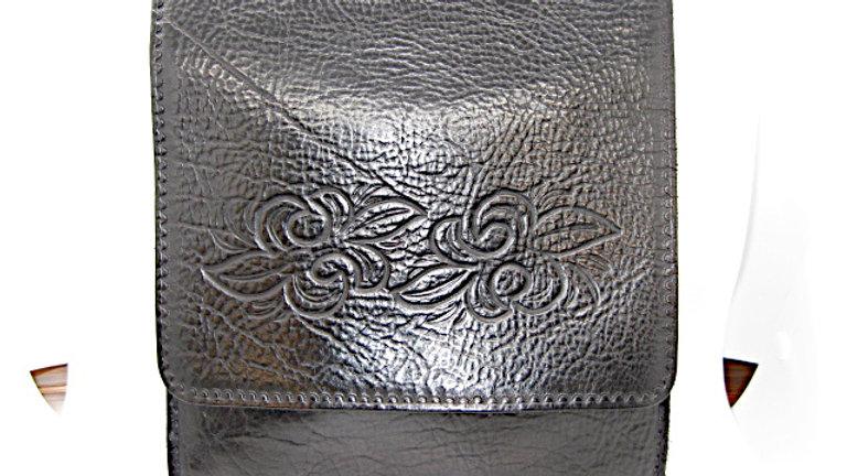 Leather Messenger Bag Shoulder Bag Crossbody Bag Leather Satchel Bag (On Sale)