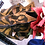 Thumbnail: Decorative Leather Vase Vessel, Rustic Home Decor, Leather Sculpture