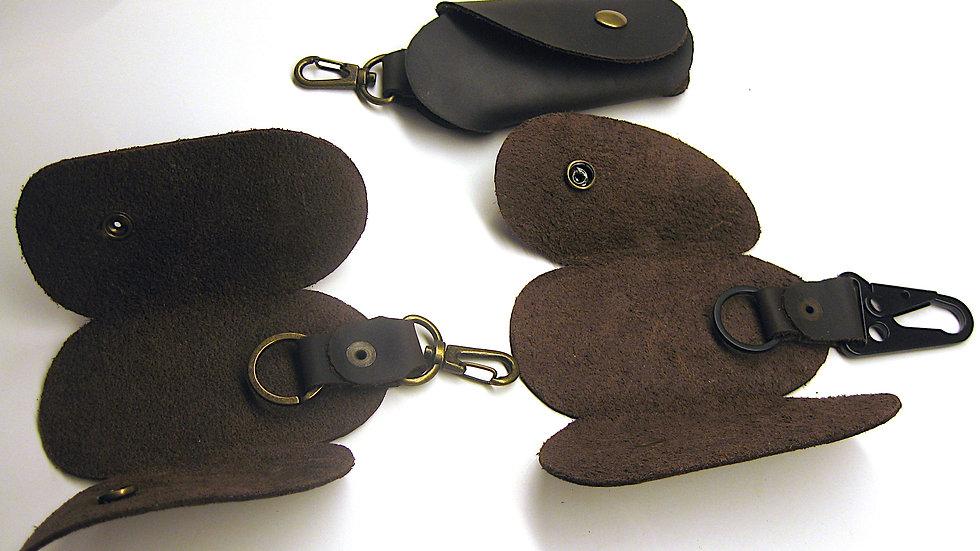 Key Cover, Car Key Fob Cover, Leather Key Case, Smart Key Sleeve