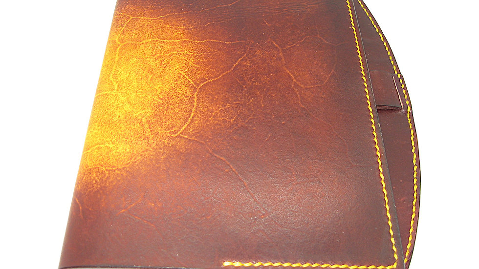 Leather Moleskine Large Cahier Notebook Cover for the Moleskine Cahier notebook