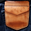 Thumbnail: Customize Leather Pocket Protector for your work pants, lab coats, etc