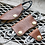 Thumbnail: Pack of 3 Leather Cable organizer, Cord organizer, Earphone Holder, Headphone