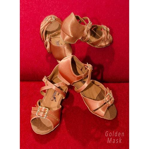 Туфли рейтинговые для девочек | Сатин