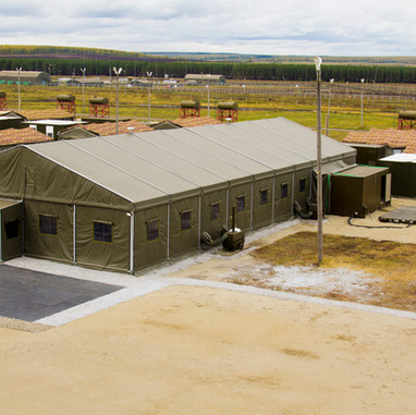 Military Storage Shelters