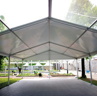 Weather Proof Shelters.