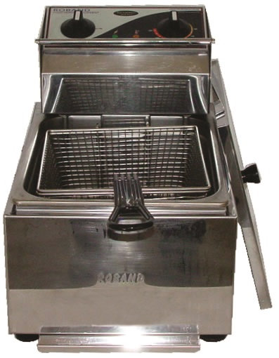 Deep Fryer Double