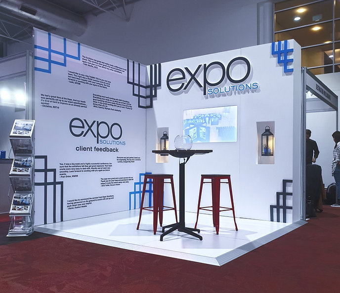 Expo Solutions exhibition stand