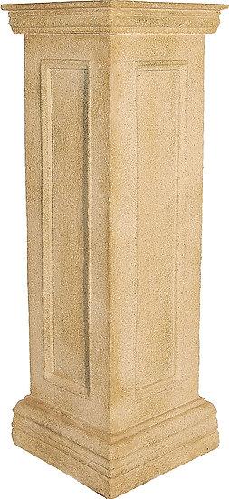 Pedestal in Sandstone