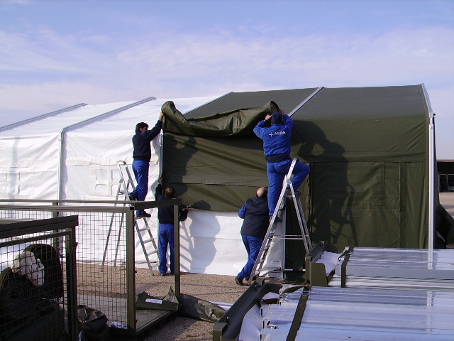 Military Tents