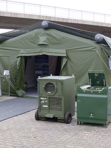 Rapid Deployment Shelters