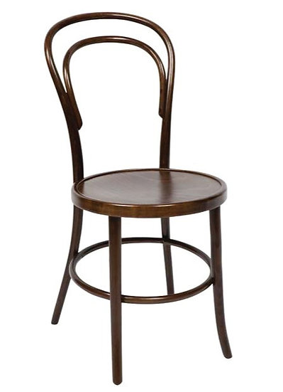Bentwood Chair in brown