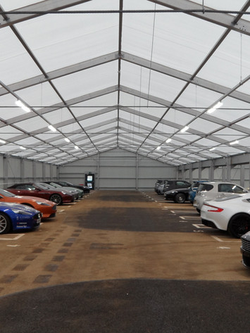 Large Parking Garages