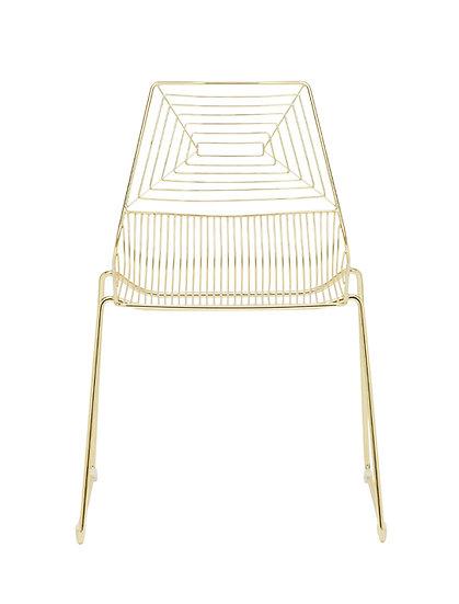 Copper Leisure Chair