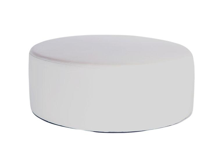 Ottoman in white