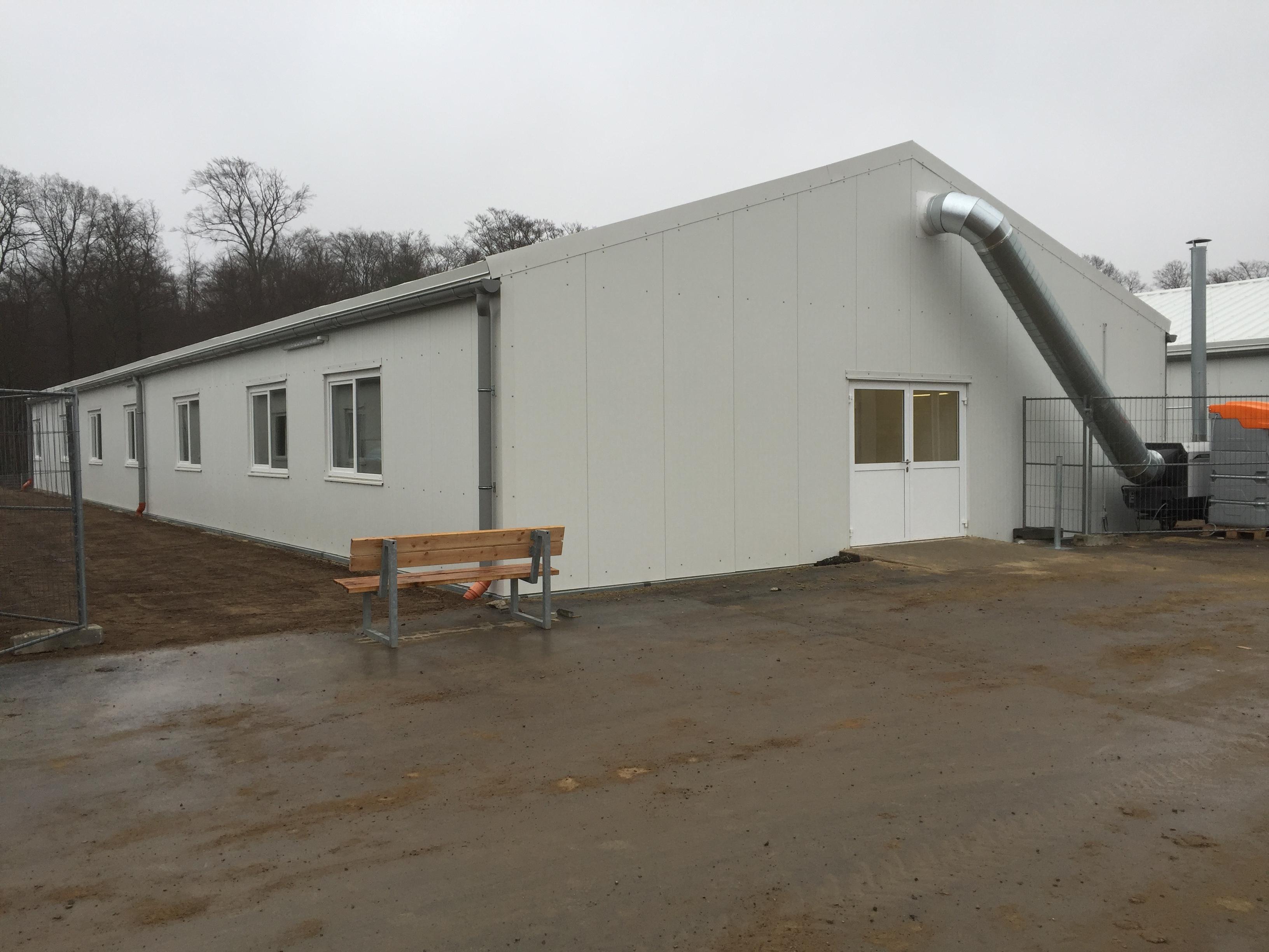 Multi Purpose Shelters