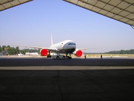 Aircraft Hangars are Go!!