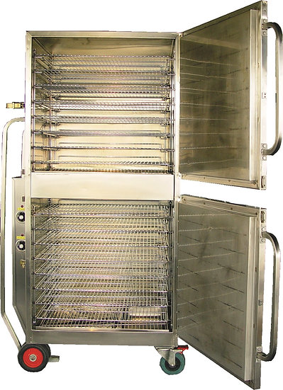 Warming Oven Mobile Large Double Door Electric