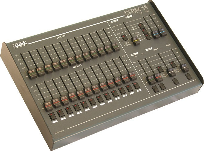 Jands 12 Lighting Desk