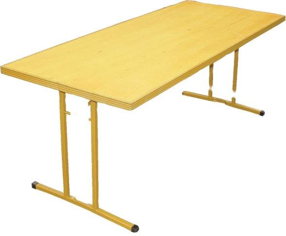 1.8m Rectangle Trestle Table