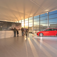 Glass Walled Showrooms