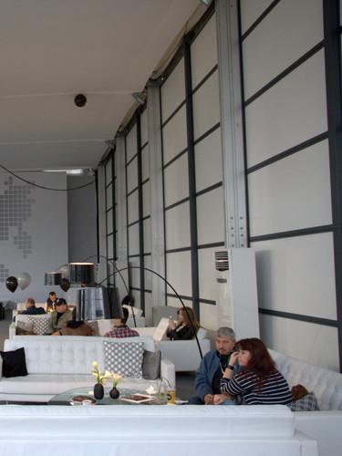 Exhibition Spaces.