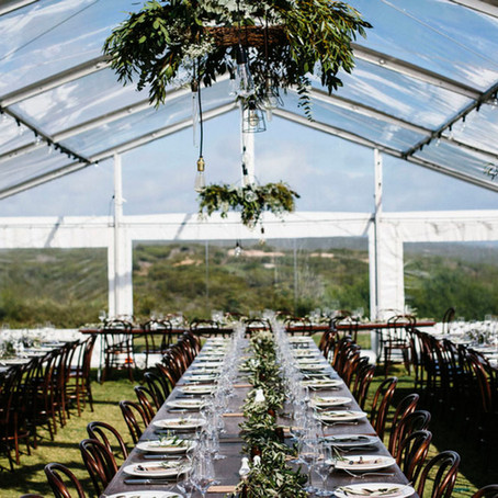 Trending Now!! Clear Marquees