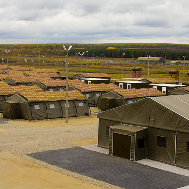 Military Camp Sites