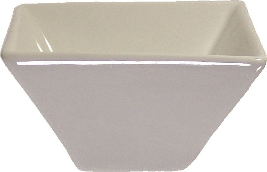"""Square Salad Bowl Ceramic 9.5"""""""