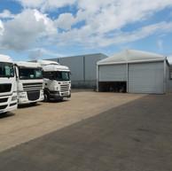 Heavy Vehicle Garage