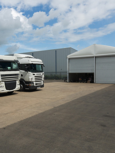 Heavy Vehicle Garages and Temporary Workshops.