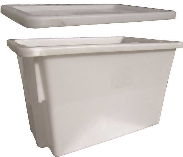Ice Tub with Lid