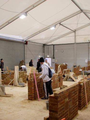 TAFE Apprenticeship Workshops.