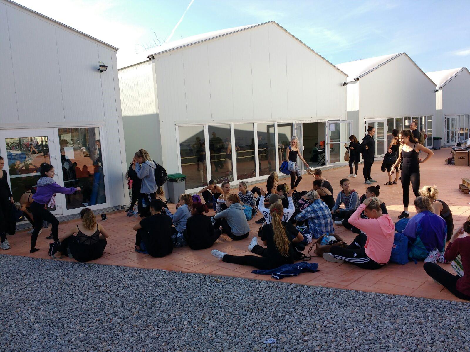 Dance studios.2