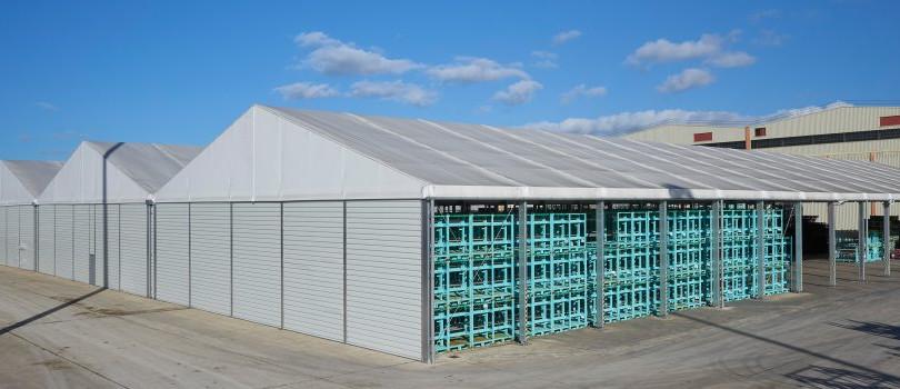 Large Storage Facilities