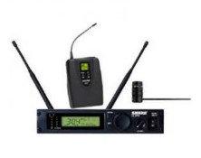 Shure Lapel Wireless Microphone - Multi Channel