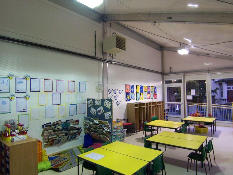 Internal Class Room