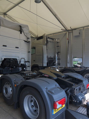 Garages for Truck Maintanence and more...