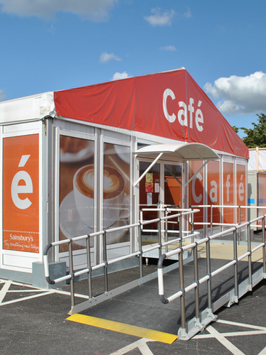 Cafe Structure