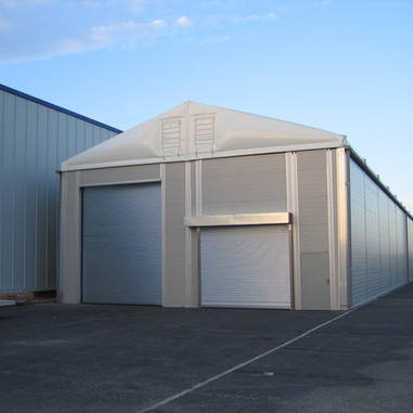 Thermo Roof Double Garage