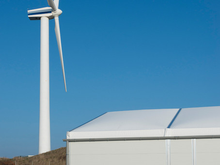 Why renewable buildings are ideal for use in agriculture