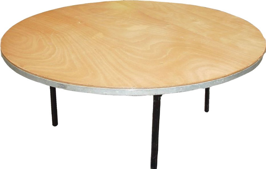 1.8m Round Table
