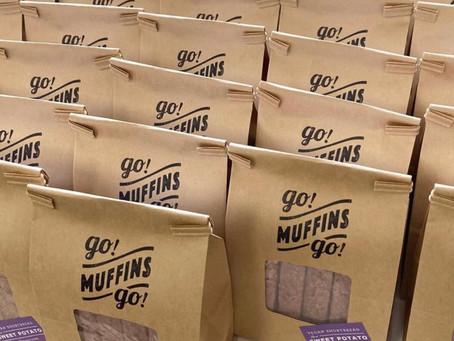 Go muffins go!のショートブレッド