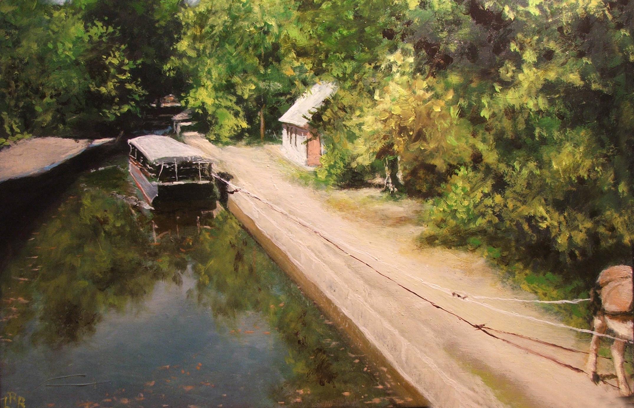 Mule Barge