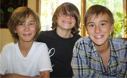 Make new friends at Camp!