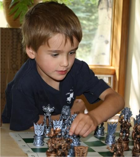 Ketchum Chess Classes rock!