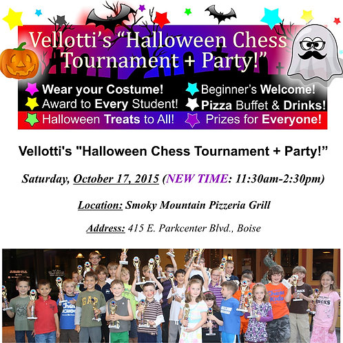 "copy of copy of Vellotti's ""Halloween Chess Tourna"