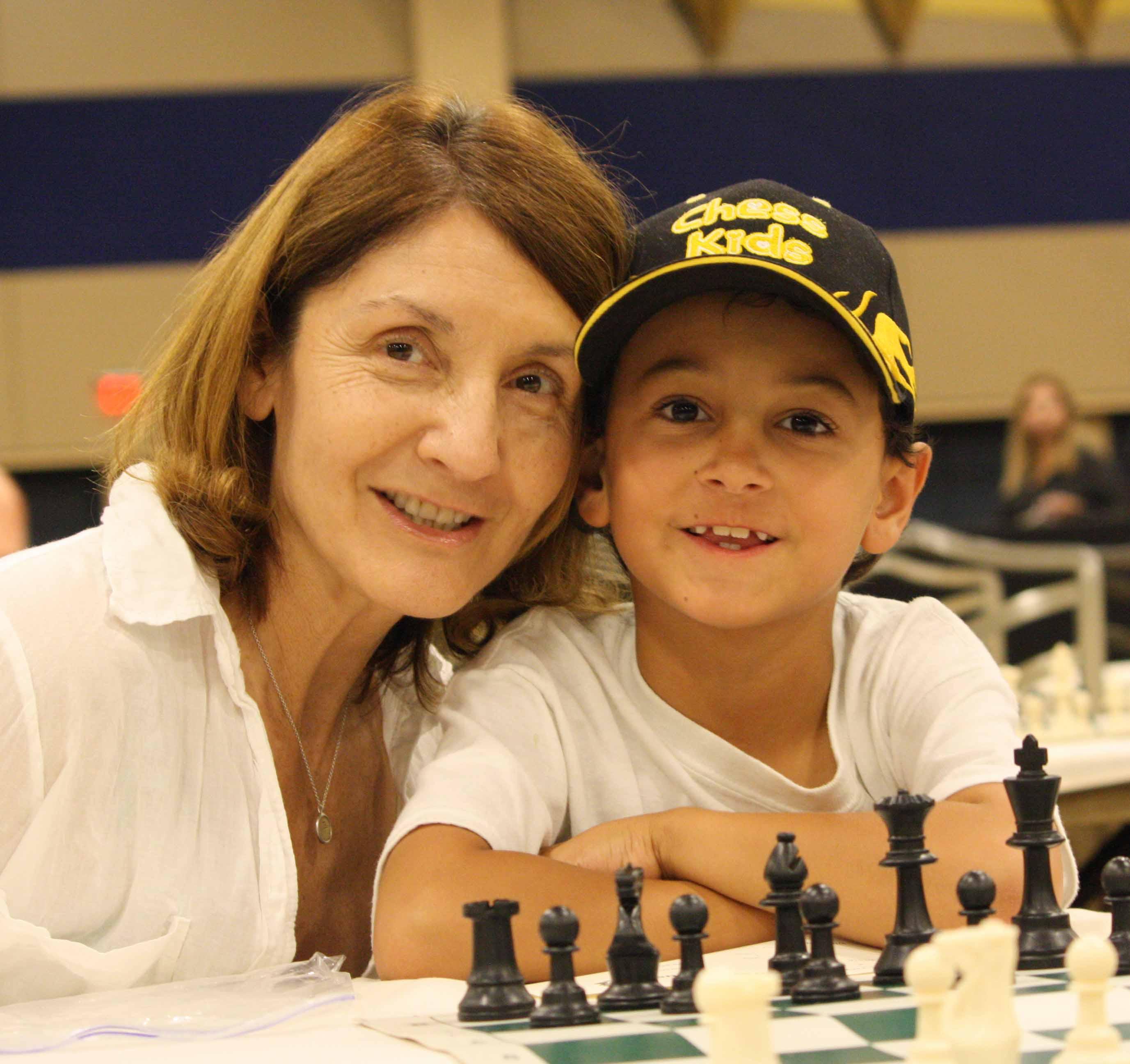 HONORS: Vellotti's Chess Team