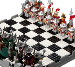 LEGO Chess Adventures!