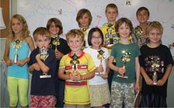 Trophies, T-shirt, Prizes & Party!
