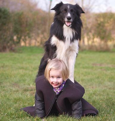 foto aandenken dogfrisbee kinderfeesje